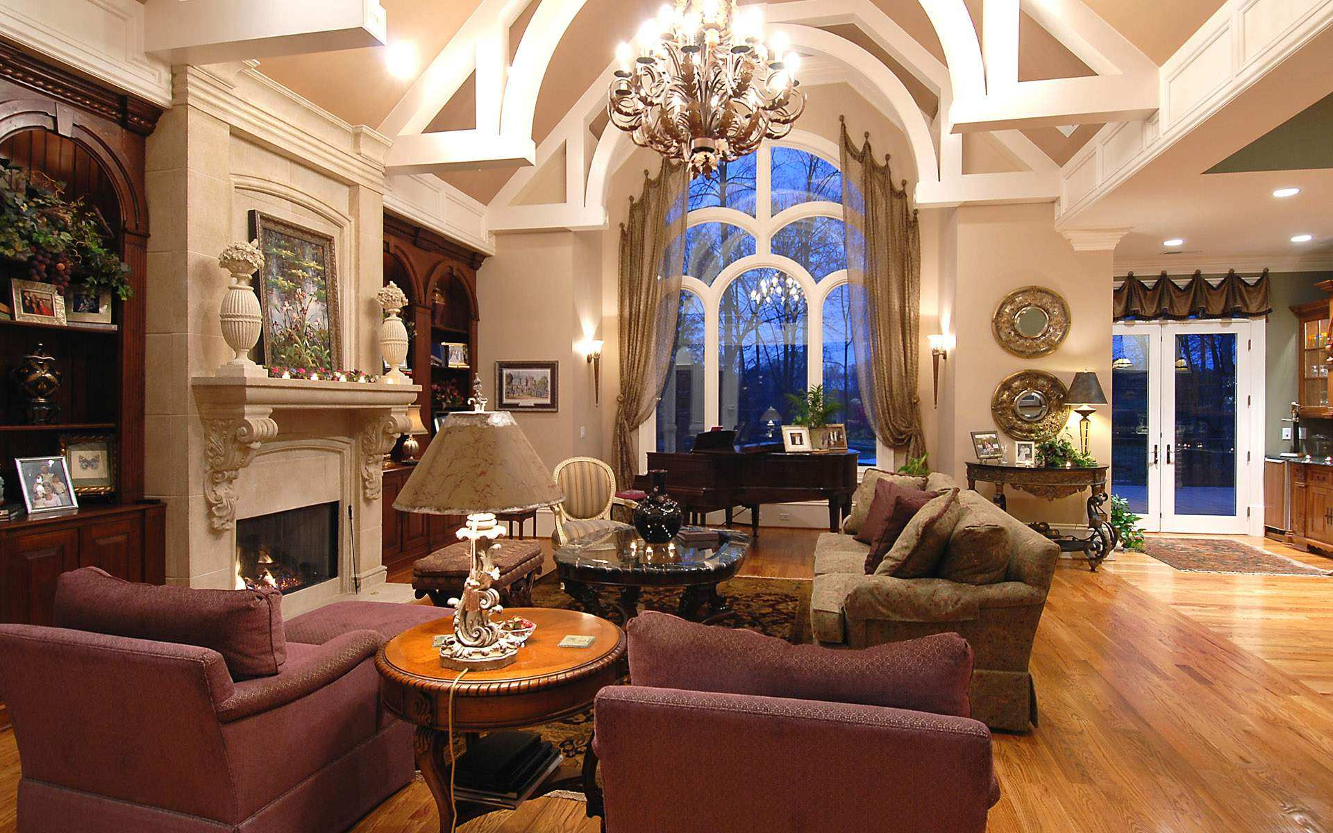 Luxury home valuation for Interior designs pictures